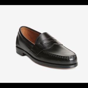Leather Allen Edmonds Cameron loafers